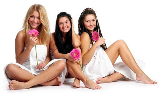 Happy Eden Beauty Hollybank Salon Customers
